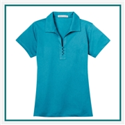Port Authority Ladies Tech Pique Polo Custom Embroidered