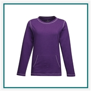 Lilac Bloom Taryn Crew Neck Shirt Custom