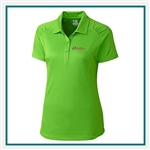 Cutter & Buck Ladies' DryTec Northgate Polo LCK02563, Cutter & Buck Promotional Polos, Cutter & Buck Custom Logo