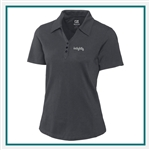 Cutter & Buck Ladies' CB DryTec Championship Polo LCK08541, Cutter & Buck Promotional Polos, Cutter & Buck Custom Logo