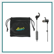 Skullcandy Jib Plus Active Bluetooth Earbuds Custom Logo