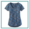 OGIO Ladies ENDURANCE Verge Scoop Neck T-Shirt with Custom Printed, OGIO Custom T-Shirts, OGIO Screenprinted Gear