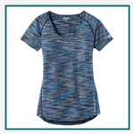 OGIO Ladies ENDURANCE Verge Scoop Neck T-Shirt with Custom Printing, OGIO Branded T-Shirts, OGIO Screenprinted T-Shirts