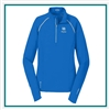 OGIO Ladies ENDURANCE Nexus 1/4 Zip Pullover with Custom Embroidery, OGIO Personalized Pullovers, OGIO Promotional Pullovers