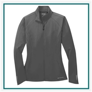 OGIO Ladies ENDURANCE Radius Full Zip Jacket with Custom Embroidery, OGIO Personalized Jackets, Wholesale OGIO Jackets