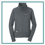 OGIO Ladies ENDURANCE Fulcrum Full Zip Jacket with Custom Embroidery, OGIO Branded Jackets, OGIO Corporate & Sales Group