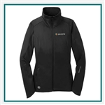 OGIO Ladies ENDURANCE Crux Soft Shell Jacket with Custom Embroidery, OGIO Branded Jackets, OGIO Corporate Embroidered Jackets