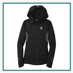 OGIO Ladies ENDURANCE Pivot Soft Shell Jacket with Custom Embroidery, OGIO Branded Jackets, OGIO Corporate & Group Sales