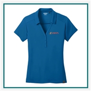 OGIO Ladies Framework Polo with Custom Embroidery, OGIO Corporate Polos, OGIO Custom Logo Gear