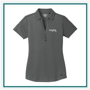 OGIO Ladies Onyx Polo LOG126, OGIO Promotional Polos, OGIO Custom Logo