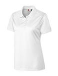 Clique Ladies Malmo Snagproof Polo LQK00042 Custom Embroidered
