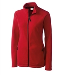 Clique Ladies' Summit Lady F/Z Microfleece Jacket LQO00019 Custom Embroidered
