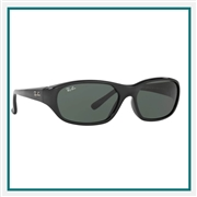 Ray-Ban DADDY-O II 0RB2016-W257859 with Custom Logo, Ray-Ban Personalized Sunglasses, Ray-Ban With Company Logo