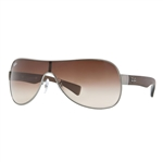Ray-Ban Highstreet Wrap Sunglasses RB2027 Co-Branded