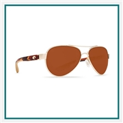 Costa Women's Loreto Custom Logo, Costa Personalized Sunglasses, Costa Co-Branded Sungasses