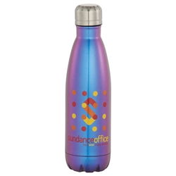 17 Oz Aurora Copper Vacuum Insulated Bottle 1625-26, LEEDS Promotional insulated bottles, Leeds Corporate Drinkware