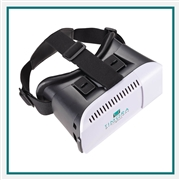 Luxury Virtual Reality Headset 7140-79 Custom Silkscreened