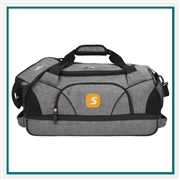 "High Sierra  24"" Crunk Cross Sport Duffel Bag 8050-18, High Sierra Promotional Duffels, High Sierra Custom Logo"