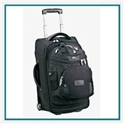 "High Sierra 22"" Wheeled Carry-On with DayPack 8050-33 Custom Logo"