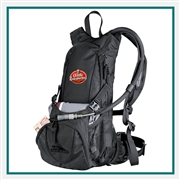 High Sierra Drench Hydration Pack 8050-54 Custom Branded