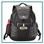 "High Sierra  Big Wig 17"" Computer Backpack 8051-15 Embroidery"
