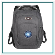 "High Sierra  17"" Computer UBT Deluxe Backpack Custom Embroidered"