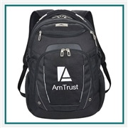 "High Sierra TSA 15"" Computer XBT Deluxe Backpack 8052-54, High Sierra Promotional Backpacks, High Sierra Custom Logo"