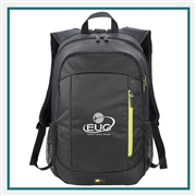 "Case Logic Jaunt 15"" Compu Backpack Custom Logo"