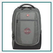 "Wenger Pro Check 17"" Computer Backpack Custom"