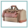 "Cutter & Buck 19"" Club Duffel Bag 9800-20 Custom Embroidered"