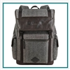 "Cutter & Buck Pacific 17"" Computer Backpack Custom Logo"