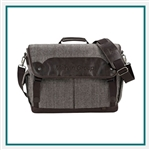 "Cutter & Buck Pacific 17"" Computer Messenger Bag 9810-41 Custom Logo"