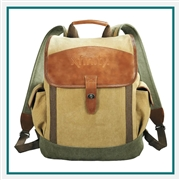 Cutter & Buck Legacy Cotton Backpack 9840-45 Custom Logo