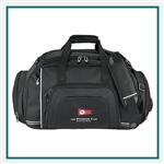 "Cutter & Buck Tour 22"" Deluxe Duffel Bag 9860-62 Custom Logo"