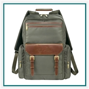 "Cutter & Buck Bainbridge 15"" Computer Backpack 9870-40 custom logo"
