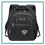 "Kenneth Cole Tech 15"" Computer Backpack 9950-40, Kenneth Cole  Promotional Backpacks, Kenneth Cole Custom Logo"