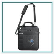 "Kenneth Cole Vert TSA 15"" Messenger Bag 9950-49 , Kenneth Cole  Promotional Messenger Bags, Kenneth Cole  Custom Logo"
