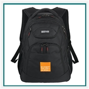 "Kenneth Cole Reaction 15"" Computer Backpack 9950-56 , Kenneth Cole  Promotional Backpacks, Kenneth Cole  Custom Logo"