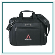 Kenneth Cole EZ-Scan Single Gusset Laptop Case 9950-57 , Kenneth Cole  Promotional Cases, Kenneth Cole  Custom Logo