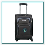 "Kenneth Cole 20"" 4-Wheeled Expandable Upright 9950-66 With Custom Logo, Kenneth Cole Corporate Carry Ons, Kenneth Cole Co-Branded"