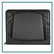 "Elleven 10"" Tablet Zippered Padfolio 0011-10 With Custom Logo, Elleven Branded Padfolios, Elleven Corporate padfolios"