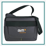 "Zoom Power Stretch 15"" Computer Messenger Bag 0022-54 , Zoom  Custom Bags, Promo Bags"