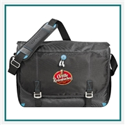 "Zoom TSA 17"" Compu-Messenger Bag 0022-55 , Zoom  Custom Bags, Promo Bags"
