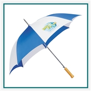 "48"" Universal Auto Open Umbrella 2050-07 With Custom Printed Logo, Strombergbrand Promotional Umbrellas, Strombergbrand Corporate Umbrellas"