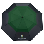 42 Color Pop Vented Windproof Umbrella 2050-22, 2050-22, Promo Umbrellas, Promotional Golf Umbrellas, Printed Golf Umbrellas