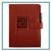 Dovana Large JournalBook, Custom Padfolios, Imprinted Padfolio,, Leeds Promotioinal Products