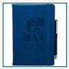 Pedova Pocket Bound JournalBook, Custom Padfolios, Imprinted Padfolio under $10, Leeds Promotioinal Products