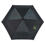 "39"" totes Folding Mini Umbrella 8850-14 Custom Silkscreened"
