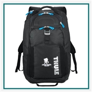 "Thule Crossover 17"" Computer Backpack 9020-09 Custom Logo"