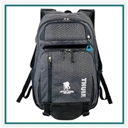 "Thule Stravan 15"" Computer Backpack 9020-10 Embroidered, Thule  Custom Backpacks, Thule Logoed Backpacks"